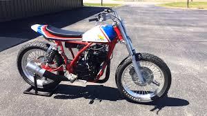 vintage hrc honda rs600 tt dirt track tracker racing like rs750