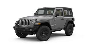 Jeep Wrangler Color Options Photos Cecil Atkission Motors