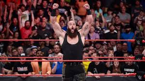 stomp out LaVar Ball in WWE ring
