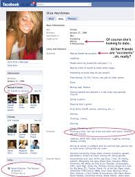 Point Facebook Light Fake User Security Profile