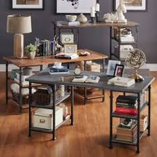 initstudios39 prefab garden office spaces. add modern rustic form and organized function to your home or office space with this storage desk by tribecca crafted of metal oak a initstudios39 prefab garden spaces m