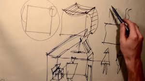 rough architectural sketches. Modren Rough And Rough Architectural Sketches
