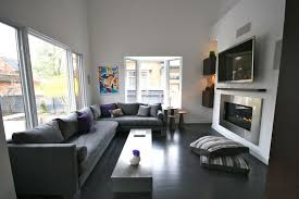 get comfy with floor cushions and serenity will follow modern living room with fireplace and