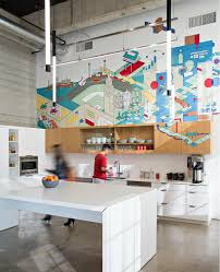 design fun office. The Staff Kitchen At PCH Design Fun Office D