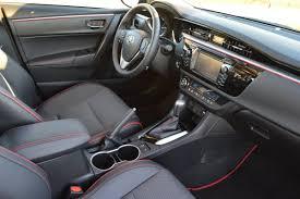 2016 corolla special edition interior. 2016 Toyota Corolla Special Edition With Interior