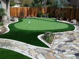 backyard putting green diy daze diy fun golf pro decorating ideas 5