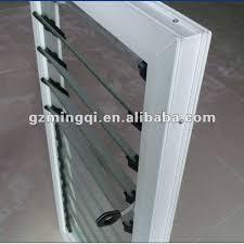 Vertical Aluminum Louversexterior Glass Louver Dooraluminum Aluminum Louvered Exterior Doors