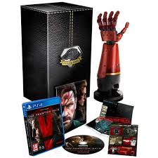 Metal Gear Solid V The Phantom Pain Collector S Edition Gameszone