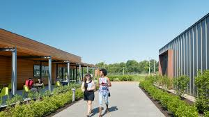 Chatham University Pa Program Chatham University Eden Hall Campus Mithun