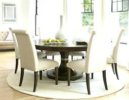 rug under dining table size white round dining table rug 6 chair rug dimensions under dining