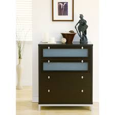 Furniture of America Modern 4-drawer Wood/ Metal Chest - Free Shipping  Today - Overstock.com - 11254289