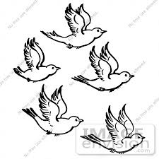 flying bird clipart black and white. Simple Clipart Flying Bird Black And White Clipart 1 Intended F