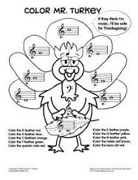9d6267e1ae09b52d9d201cfe424f4f59 thanksgiving worksheets thanksgiving coloring pages 126 best images about elem music worksheets and coloring sheets on music literacy worksheets