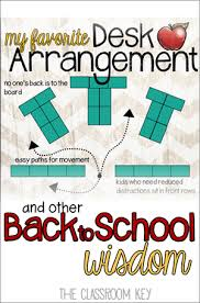 classroom desk arrangements my favorite desk arrangement and other back to school wisdom the