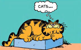 it s garfield s 40th birthday see 5 of his clic ics including the first sunday strip