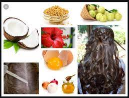 hair growth natural treatment at home