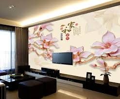 Modern Living Room Wallpaper Online Get Cheap Free Nature Wallpaper Aliexpresscom Alibaba Group
