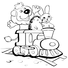 Free Coloring Worksheets For Kids Collections
