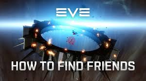 EVE Online - How to Find Friends [Tutorial] - SPACETV.NET