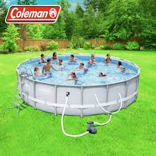 pool covers you can walk on. The Coleman 18\u0027 X 48\ Pool Covers You Can Walk On
