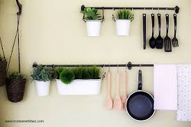 Using all or some of these 9 innovative kitchen organization tips and  tricks in your overworked kitchen will make for a more cohesively organized  space that ...