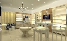 Jewelry Store Interior Design Ideas
