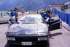 Die Autos Von Diego Maradona Von Ford über Ferrari Bis Scania Blick