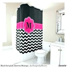 pink and gray shower curtains black and white chevron shower curtain pink chevron shower curtain chevron pink and gray shower curtains