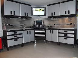 image of best craftsman garage cabinets