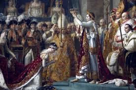 Наполеон Бонапарт августа мая Некролог и биография Картина французского художника Жака Луи Давида Помазание Наполеона i и коронация Жозефины