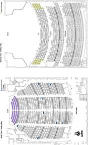 Adler Theater Davenport Iowa Venue Seating Maps Theatre