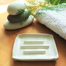 ceramic tile soap dish