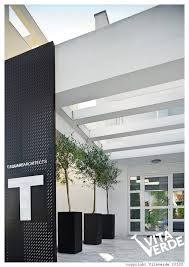 office entrance design. an office entrance designed with style plants make the working environment more enjoyable design pinterest