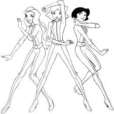 Kids N Funcom Totally Spies