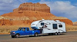 Small Picture Fifth Wheel Travel Trailer Towing Tips