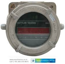 indicator ind by mettler toledo repair at synchronics remote display model 8624