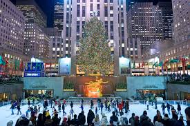 Christmas time in NYC: The Rockefeller Center Christmas Tree | New ...