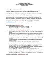 02 15 Ifda Ne Board Meeting Minutes By Ifda New England Issuu