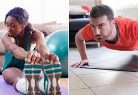 use the tabs at the top of the page to choose a workout from the nhs fitness studio s selection of exercise videos