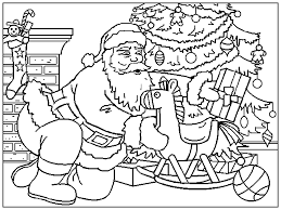 Small Picture Adult Christmas Coloring Pages Wallpapers9