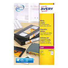 Avery 10 Per Page Labels Avery Diskette Labels Laser 3 5 Inch Disk 10 Per Sheet 70x52mm White
