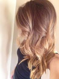 My New Hair Summer Bronde Balayage