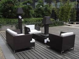 image modern wicker patio furniture. Patio Furniture | Eliza 4 Pc. Resin Wicker Set - 322 Image Modern R