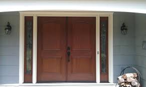 double front door with sidelights. Nj Entry Doors Wood Double Front Door With Sidelights Exterior Ideas I