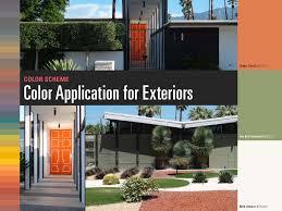 exterior paint application. modern exterior paint colors renovating ideas application