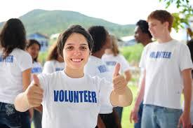 Benefits of teen volunteer