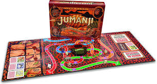 Real Wooden Jumanji Board Game Jumanji Board Game 42