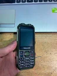 Điện thoại Masstel Play30 Mh 2.4inh, Đèn pin siêu sáng, Pin 2450mAh, loa  khùng, FM không cần tay nghe [ĐƯỢC KIỂM HÀNG] 43169030 - 43169030   Điện  thoại phổ thông