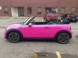 mini cooper convertible pink. hot pink mini cooper s convertible e