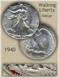 1940 Half Dollar Value Discover Their Worth